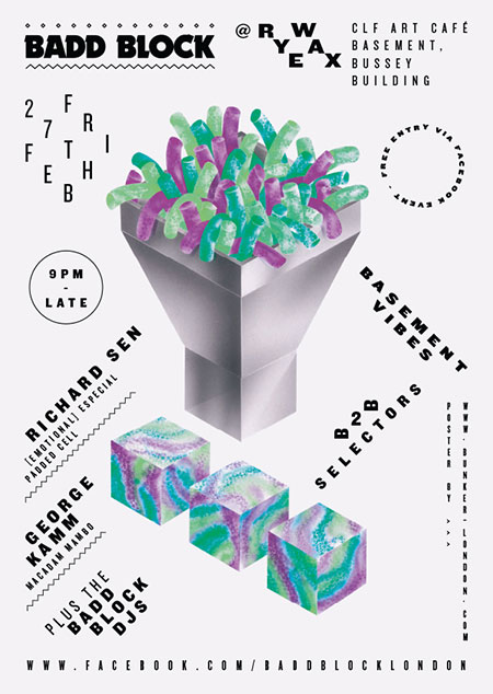 Badd-Block-Machine-2-Richard-Grainger-poster
